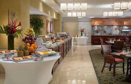Four Points Sheraton Oceanfront Miami Beach Sunday brunch