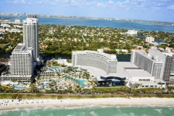 Fontainebleau Beachfront Resort Miami Beach